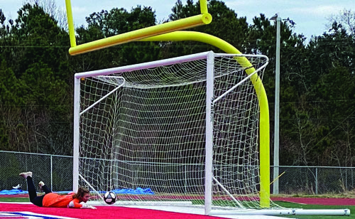 """Pirates Beat Sumrall 2-1 in """"Golden Goal"""" Overtime"""