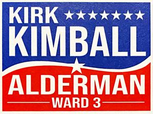 Elect Kirk Kimball