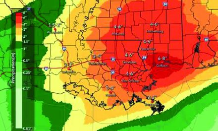 Severe Storms to hit the Coast from Tuesday to Thursday