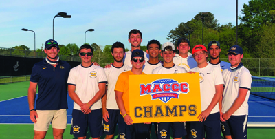 MGCCC Perfect for MACCC Title