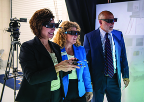 EON Reality & MGCCC Inaugurate New Interactive Digital Center
