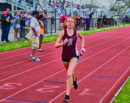 Long Beach Track Wins a Few State Track Events