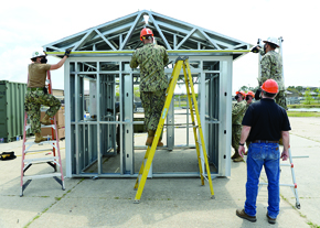 NCF Looks to the Future with Cold-Formed Steel Fabrication