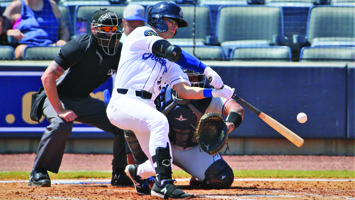 Shuckers Sweep Weekend Games Over Braves