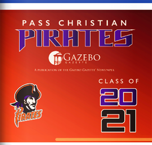 2021 Commencement Magazine for PCHS