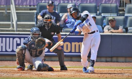 Shuckers Castro Named AA South Player of the Week