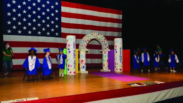 NCBC Preschoolers Have First End of Year Ceremony Since COVID-19