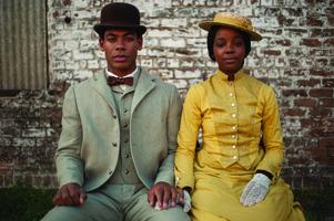 "Gulf Coast Native Designs Costumes for ""The Underground Railroad"""