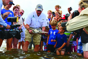 Mississippi & Louisiana Join Hands to Conserve and Protect Wildlife