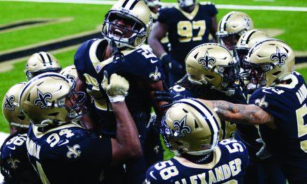 Saints' Robinson Retires, Thinning Cornerback Ranks