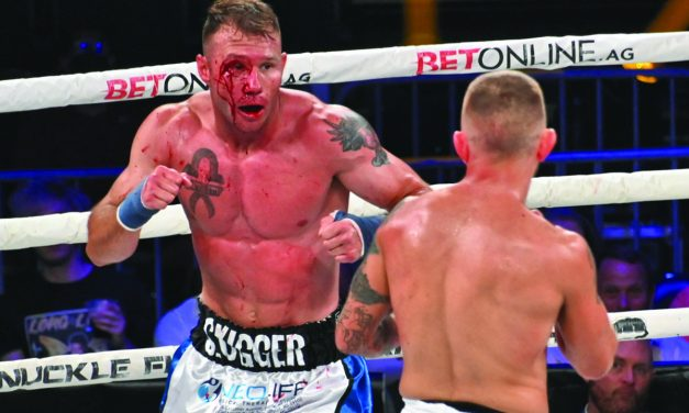 Coast Fighter is a Bloody Bare Knuckle Brawler