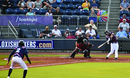 Shuckers Win Two to Even Series