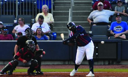 Shuckers Explode for 16 Hits in 11-3 Romp