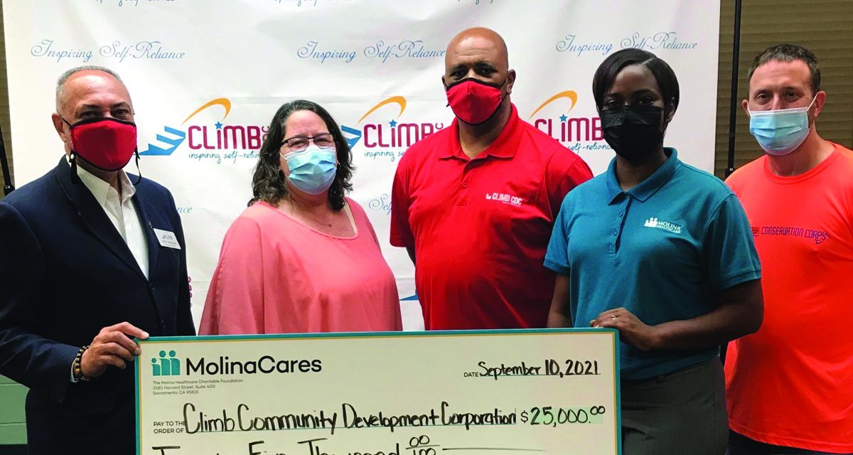 Healthcare Organization Launches Scholarship Program with Climb CDC in Gulfport