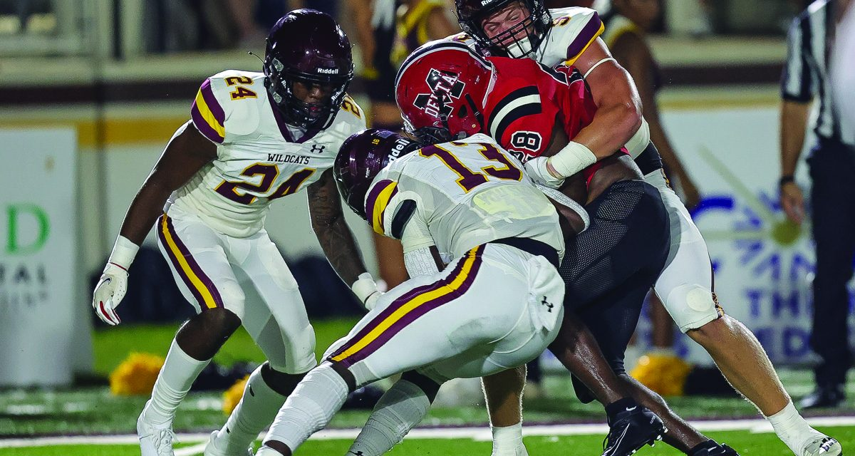 Pass Alum Helps PRCC Earn Road Victory