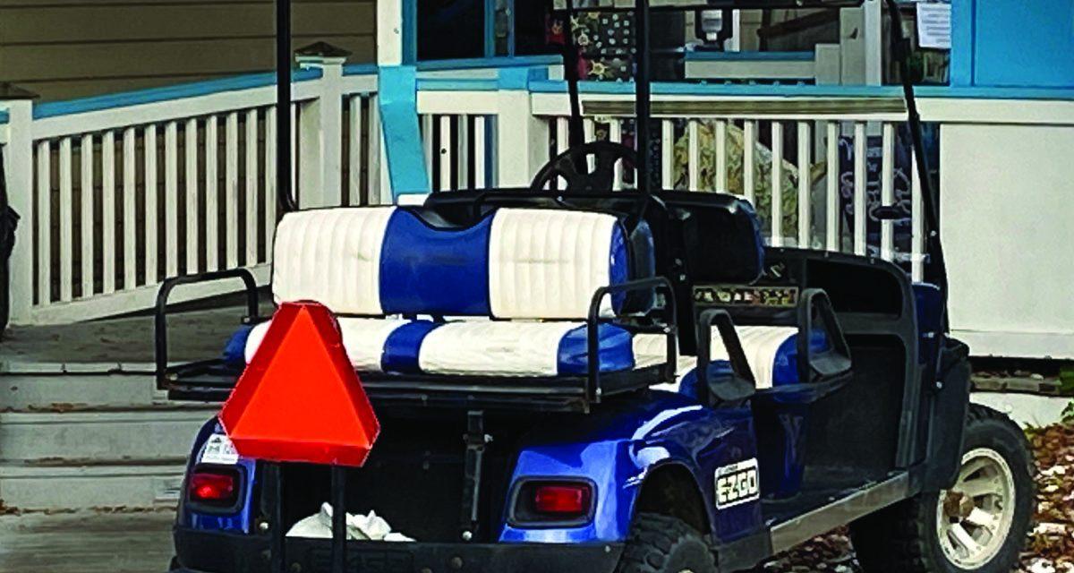 Pass Christian Considers Expanding Golf Cart Use