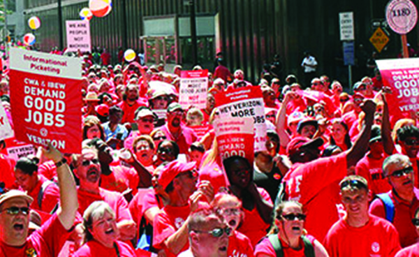 Workers with Federal Contract Win Higher Wage