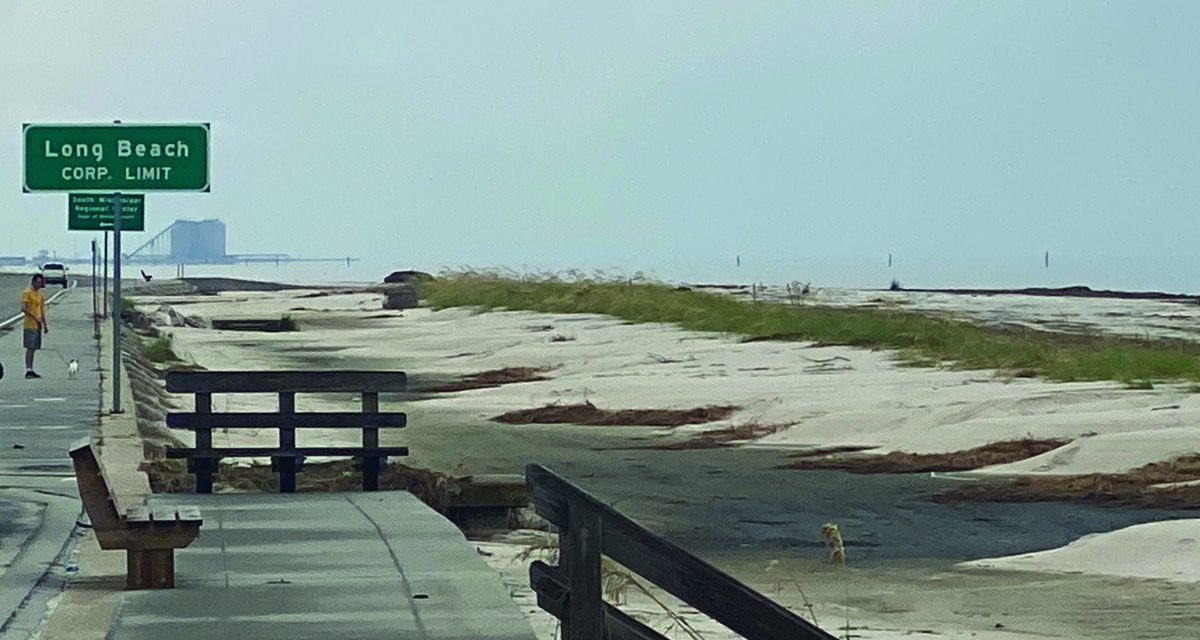 Harrison County Beaches Moving Forward After Ida