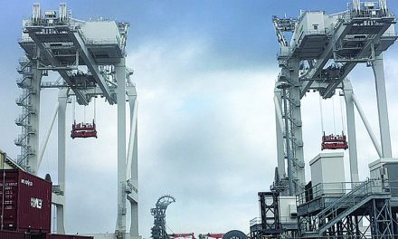 Port of Gulfport Secures Lease Agreement With Ocean Aero