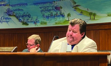 New Budget Barely Passes, Golf Carts Dominate Meeting