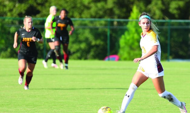 Long Beach Alum Late Goal Leads Pearl River to Win