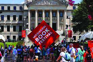 Mississippi Book Festival Goes Online Amid COVID Concerns