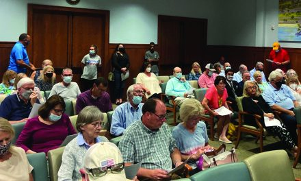 Pass Residents Speak Out at Marathon Meeting